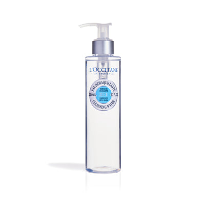 OCC SHEA BUTTER CLEANSING WATER 200ML
