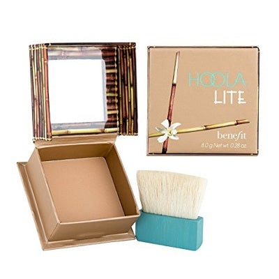 BENEFIT BRONZING POWDER HOOLA LITE LIGHT
