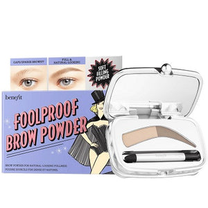 BENEFIT FOOLPROOF BROW 01 LIGHT DUO