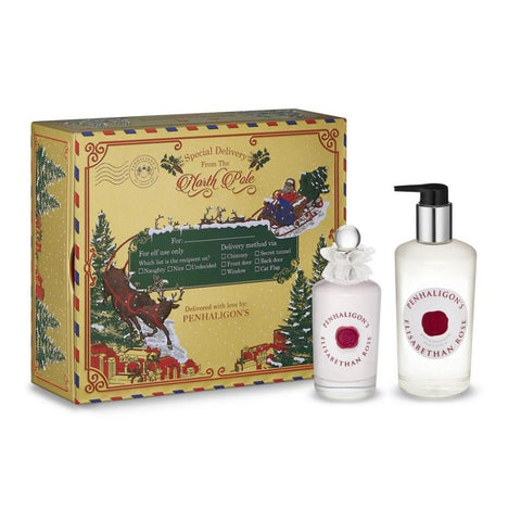 PENHALIGONS GIFT BOX - E ROSE 100ML+300ML