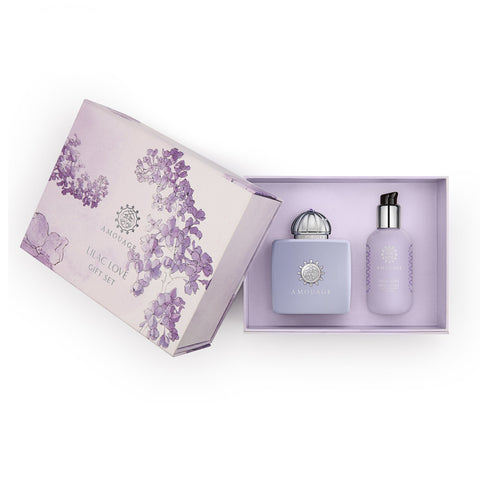 AMOUAGE GIFT SET LILAC LOVE 200ML+100ML