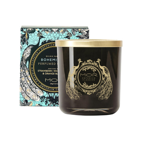 MORE EC FRAGRANT CANDLE 390G  BOHEMIENNE
