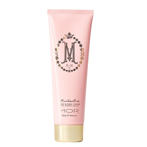 MOR HAND & NAIL CREAM 125ML MARSHMALLOW