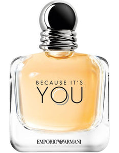 ARMANI EMPORIO BECAUSE IT'S YOU VDP 50ML