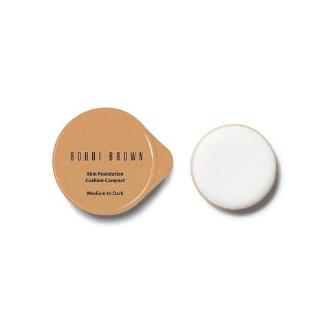 Bobbi Brown Skin Foundation Cush-Med To Dark 13Gm