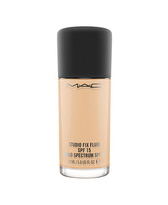 MAC STUDIO FIX FDT FLUID SPF15 NC 20