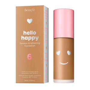 BENEFIT HELLO HAPPY BRIGHT FDT 30ML 06