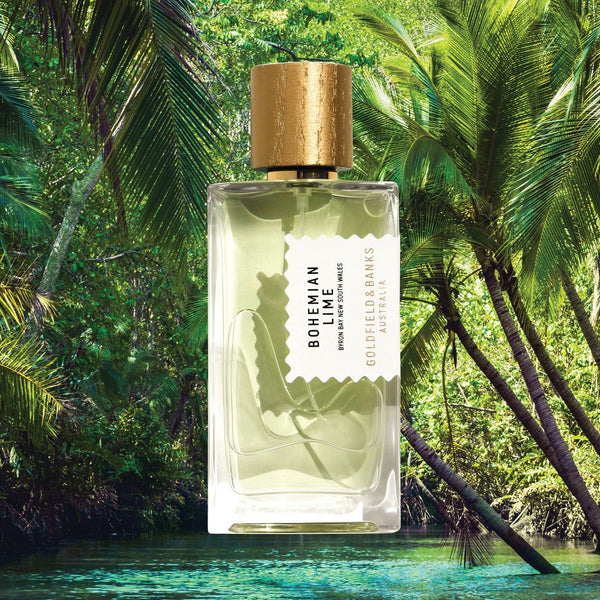 Bohemian Lime Perfume Concentrate 100ml