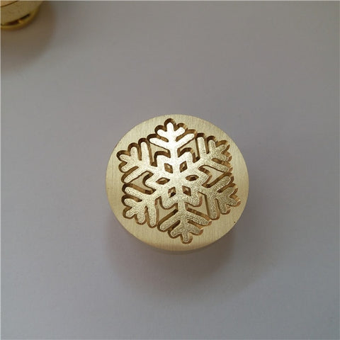 1 Pc Tree LOVE FLOWER CROWN ROSE Wax Seal Stamp Retro Antique Sealing