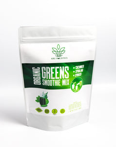 Organic greens smoothie mix 300g