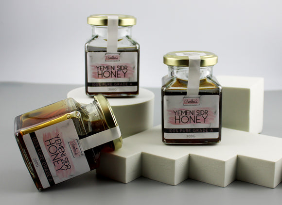 Yemeni Sidr Honey 200g