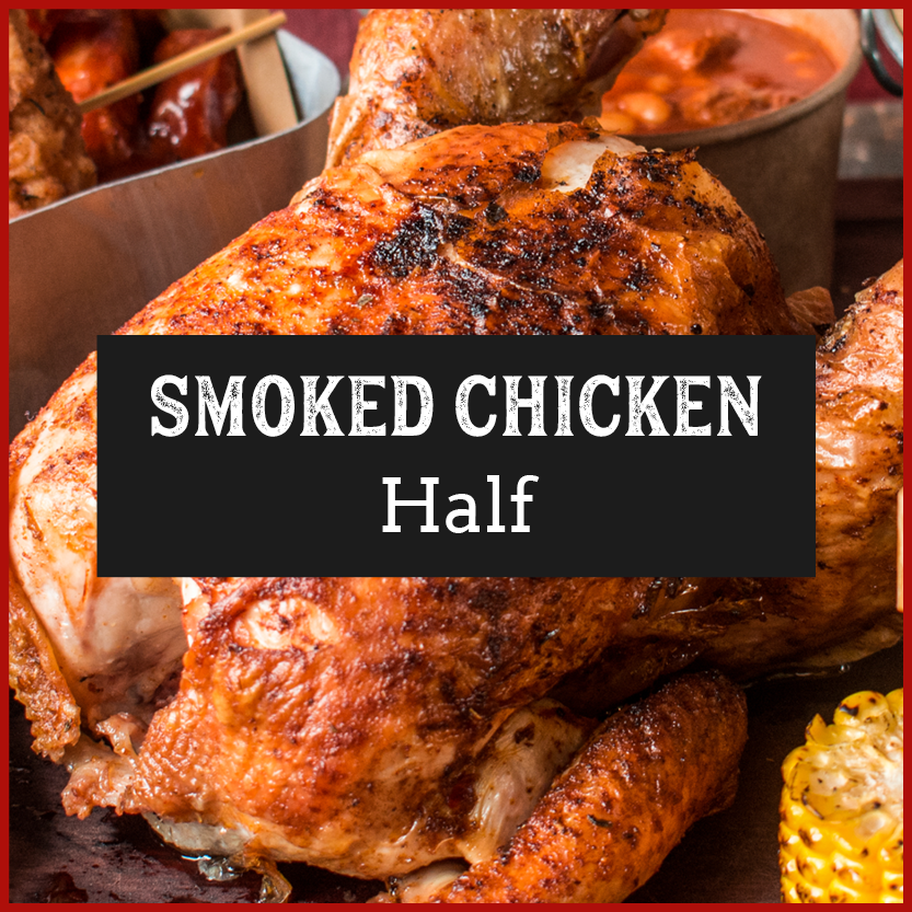 Smoked Chicken Half