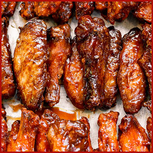 12 x BBQ Chicken Wings