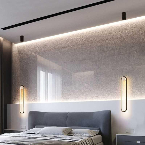 Bedside Simple Hanging Led Lamp - ZOI DECOR