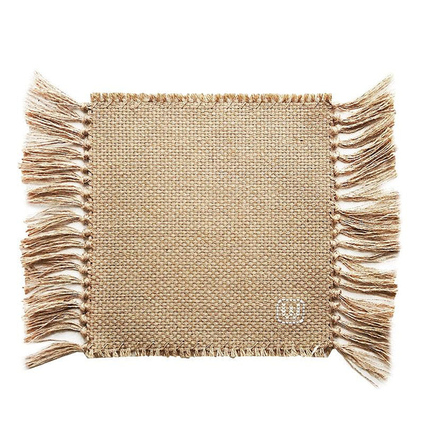 Jute Rug Chic Room Decor - ZOI DECOR