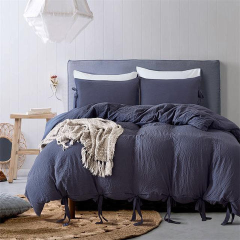Nordic Duvet Cotton Cover - ZOI DECOR