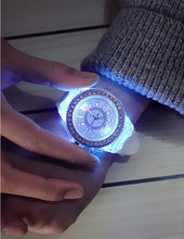 Load image into Gallery viewer, Flashin' Lights LED watch