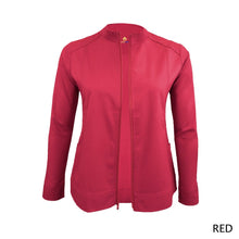 Load image into Gallery viewer, Stretch Scrub Warm-Up Jacket XS-M