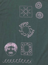 Load image into Gallery viewer, Kannava Tshirt - Military Green