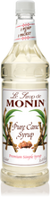 Load image into Gallery viewer, Monin Pure Cane Syrup 1L