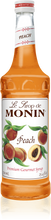 Load image into Gallery viewer, Monin Peach Syrup