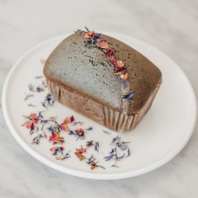 Vegan Earl Grey Loaf