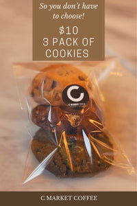 Cookie Trio Set for $10