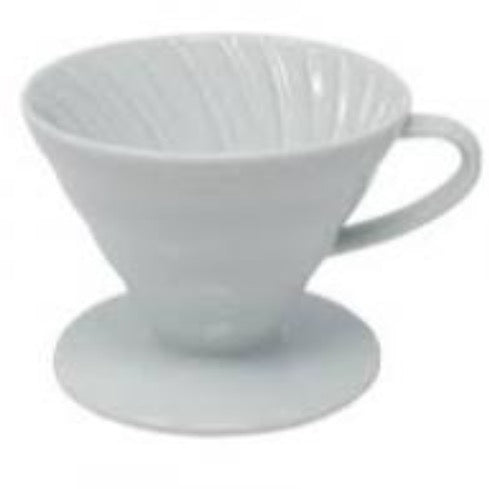 Hario V60-02 Ceramic Dripper White