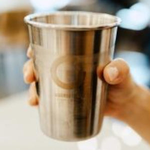 Stainless Steel Cup 600cc