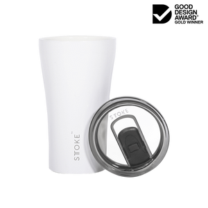 STTOKE Ceramic Reusable Cup 12oz