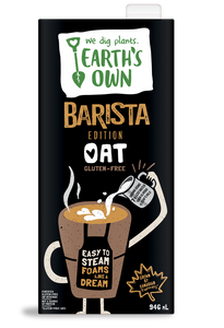Earth's Own | Oat Milk | Barista Edition