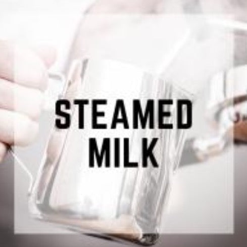 Steamed Milk