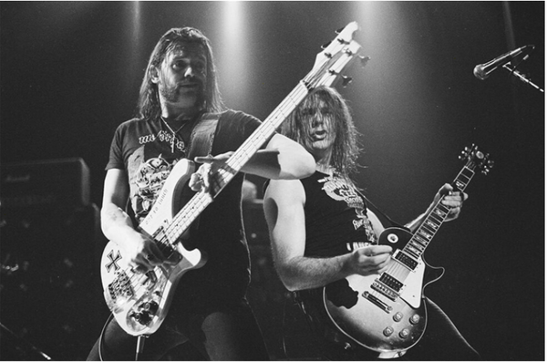 Motörhead, Boston, MA, 1988 by JJ Gonson SPECIAL 50% OFF to SUPPORT ONCE