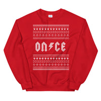 ONCE Not So Ugly Holiday Sweater