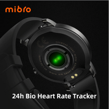 Load image into Gallery viewer, Mibro Air Smart Watch Men Women IP68 Waterproof Bluetooth 5 Sleep Monitor Fitness Heart Rate Tracker