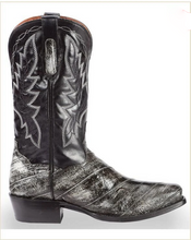 Load image into Gallery viewer, Men's Knight's Boots In The Middle Sleeve Square Head