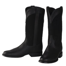 Load image into Gallery viewer, 2020 New Low-Heel Square Toe Mid-Tube Knight Boots