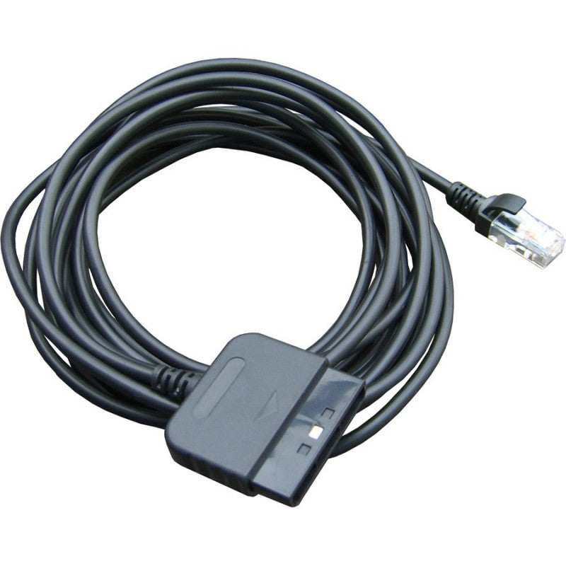 13 Foot Black RJ45 to PSX / PS2 Cable