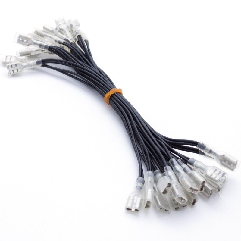 "30 Connection Black Daisy Chain (.250"")"