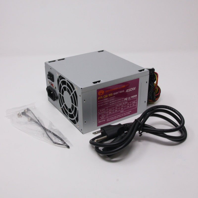 ATX Power Supply, 450W