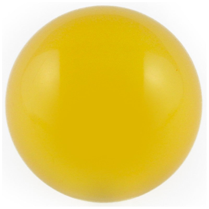 Butteroj Opaque Orange 38mm ball top