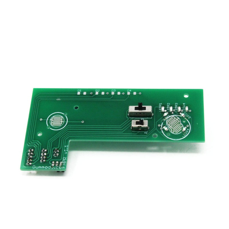GumMod's TE Home Panel Replacement Board Green LED