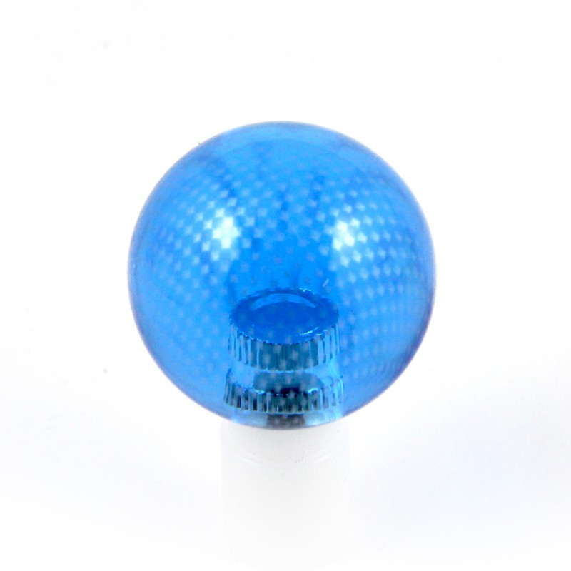 KDiT 35 mm Mesh Clear Blue