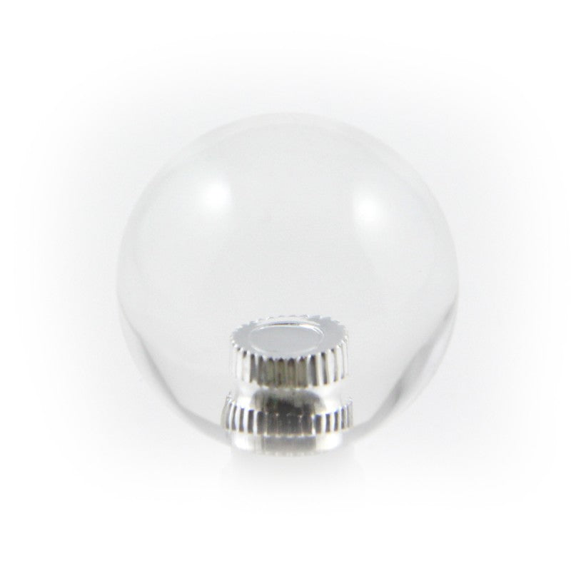 KDiT 35mm Clear White Balltop