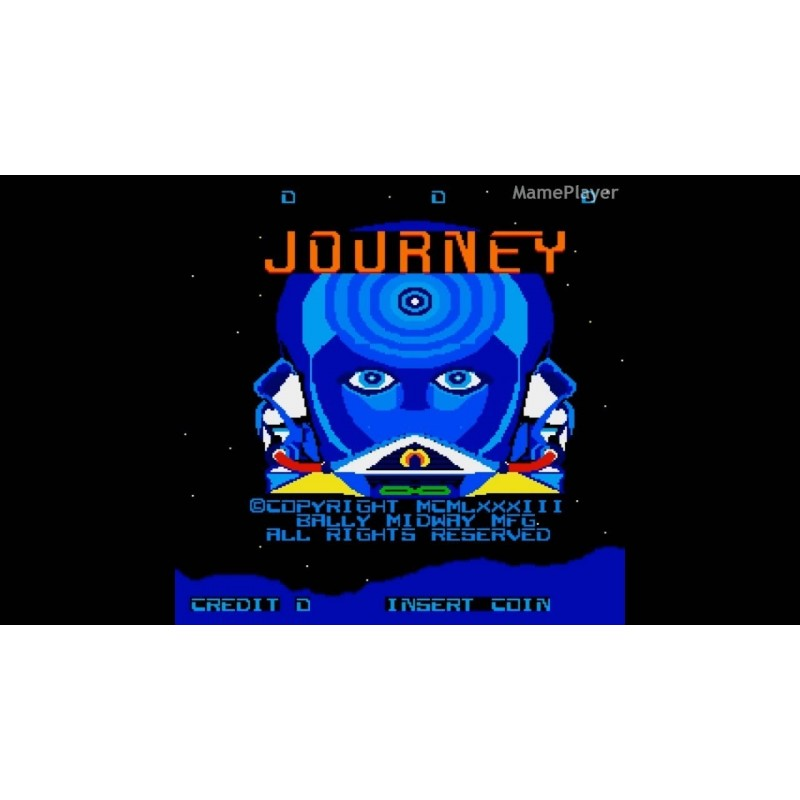 Journey Arcade Cassette Interface Board and MP3 Mod