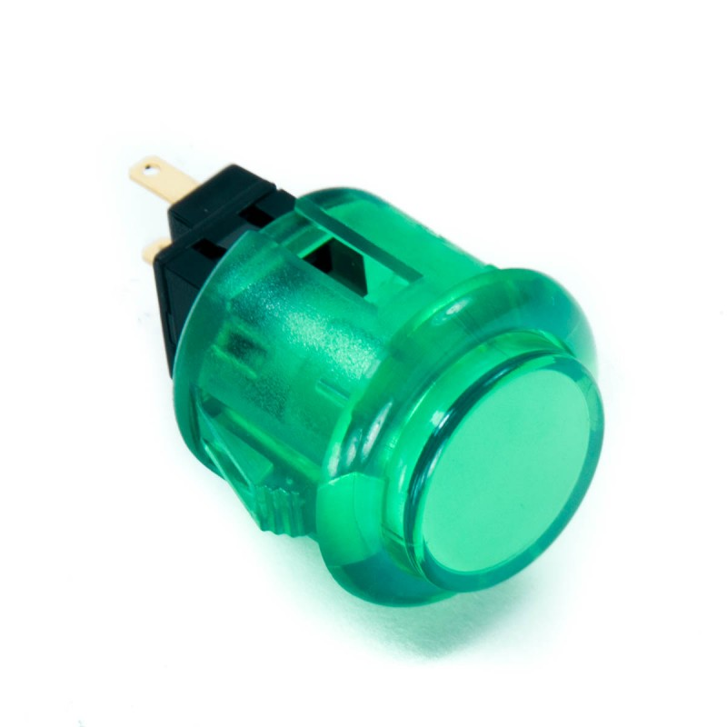 Jyuee Ang G101CL-PC 24 mm Snap-in Button - Clear Green