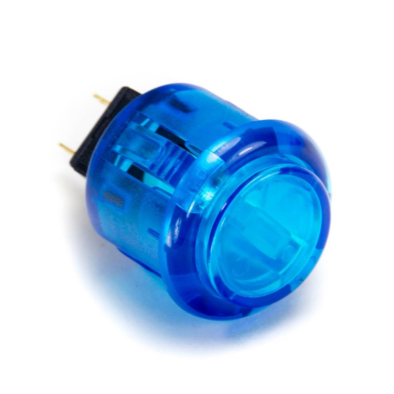 Jyuee Ang G101CL-PC 24 mm Snap-in Button - Quartz Blue
