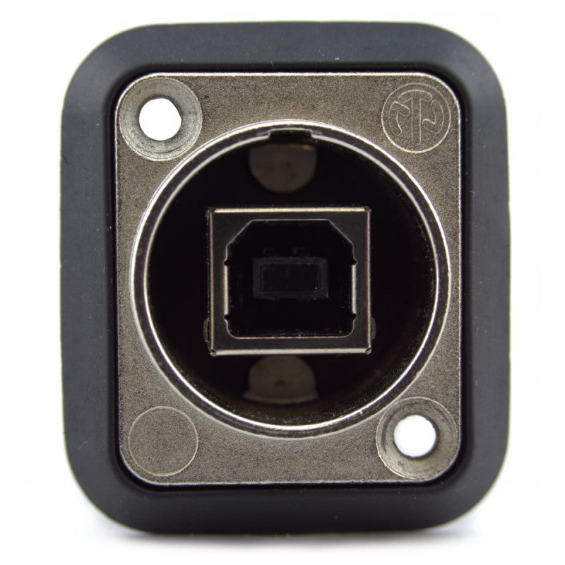 Neutrik SCDP Rubber Sealing Gasket for USB Sockets - Black