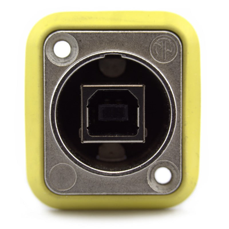 Neutrik SCDP Rubber Sealing Gasket for USB Sockets - Yellow