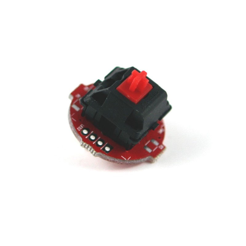 OBS-MX Switch - Silent Cherry Red